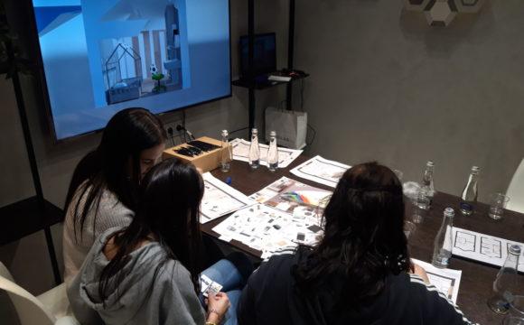 Warsztaty z projektowania wnętrz
