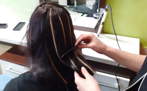 Zajęcia praktyczne przygotowujące do zwodu fryzjer