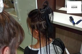 Wakacyjne warsztaty – pielęgnacja włosów